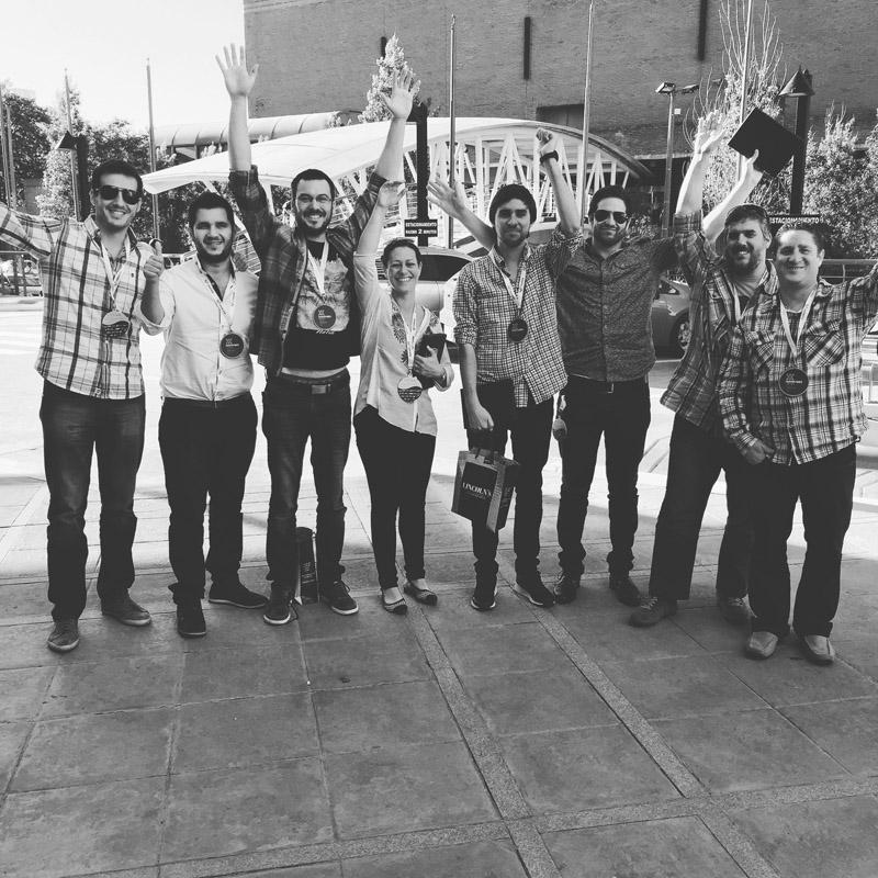 Graduados primera generación #daVinciLabs